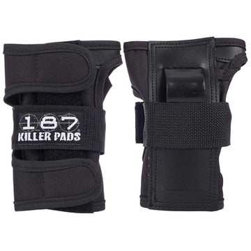 187 KILLER PADS - WRIST GUARD BLACK - Seo Optimizer Test