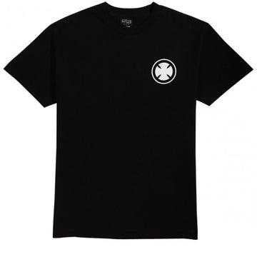 INDEPENDENT T-SHIRT GASHED BLACK - Seo Optimizer Test