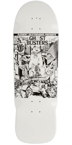 ELEMENT X GHOSTBUSTERS DECK - COMIC (9.5