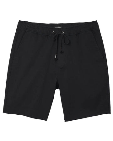 BRIXTON MADRID II SHORT BLACK