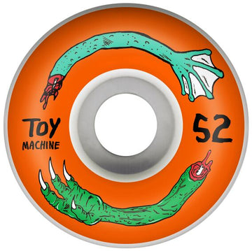 TOY MACHINE FOS ARMS WHEELS 100A (52MM) - The Drive Skateshop