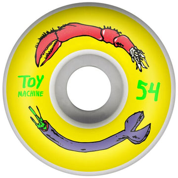 TOY MACHINE FOS ARMS WHEELS 100A (54MM) - The Drive Skateshop