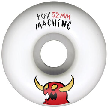 TOY MACHINE SKETCHY MONSTER WHEELS (52MM) - The Drive Skateshop