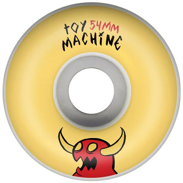 TOY MACHINE SKETCHY MONSTER WHEELS 100A (54MM) - The Drive Skateshop