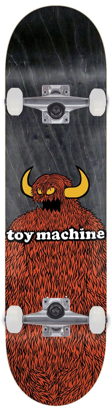 TOY MACHINE COMPLETE - FURRY MONSTER (8