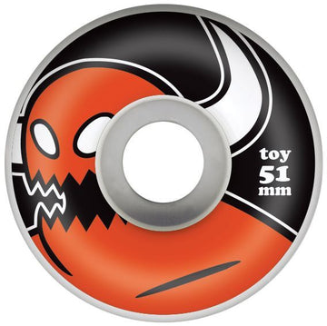 TOY MACHINE WHEELS - MONSTER 100A (51MM) - The Drive Skateshop