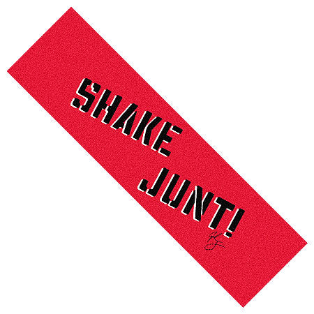SHAKE JUNT RED - The Drive