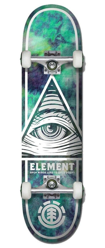 ELEMENT COMPLETE - OPEN MINDED (7.75