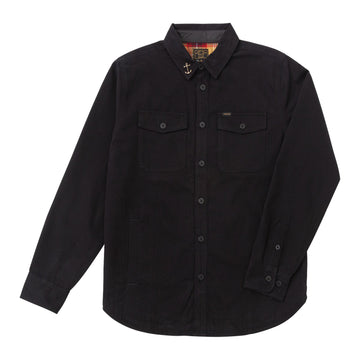 DARK SEAS MACHINIST JACKET BLACK
