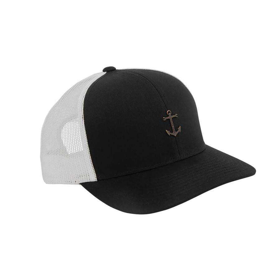 DARK SEAS ROCKHOPPER HAT BLACK/WHITE - Seo Optimizer Test