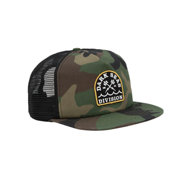 DARK SEAS TALBERT TRUCKER CAMO