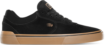ETNIES JOSLIN VULC BLACK/GUM - The Drive Skateshop