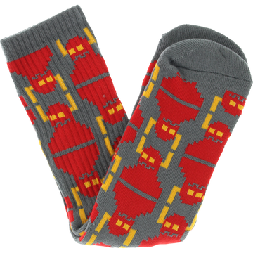TOY MACHINE SOCKS DIGI MONSTER GREY - Seo Optimizer Test
