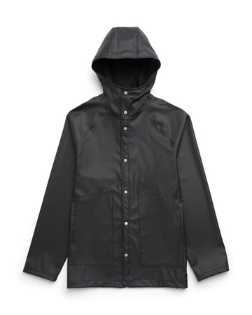 HERSCHEL CLASSIC JACKET BLACK - The Drive