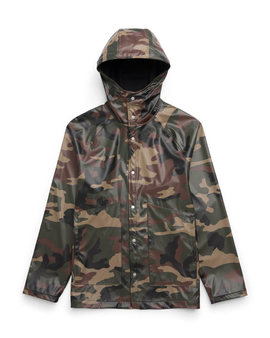 HERSCHEL CLASSIC JACKET CAMO - The Drive