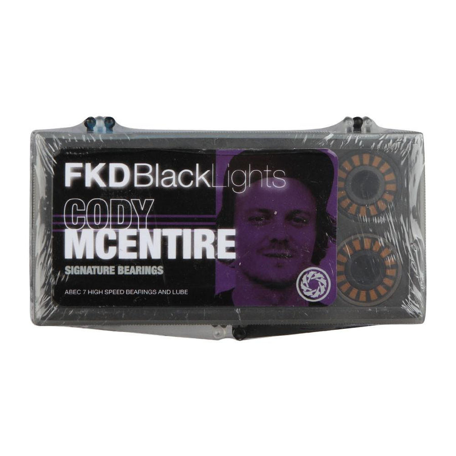 FKD BLACKLIGHT CODY MCENTIRE BEARINGS - The Drive Skateshop