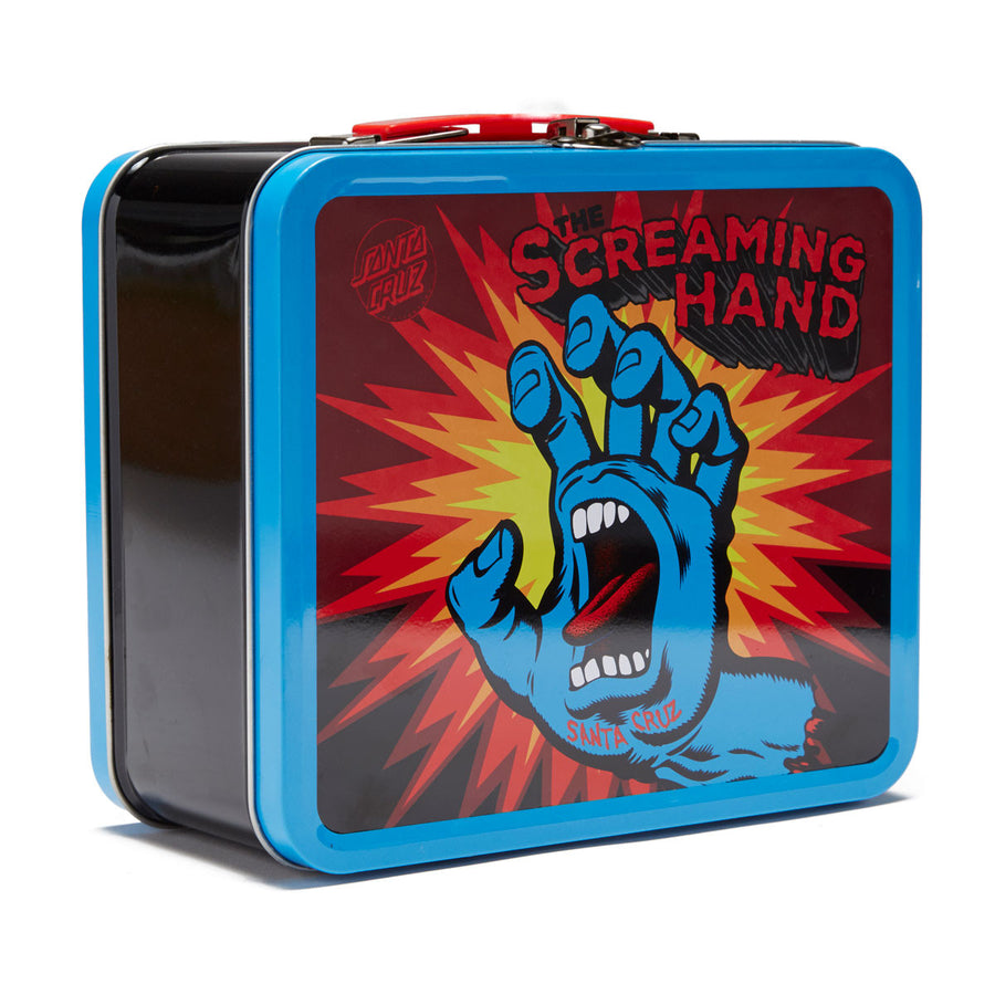 SANTA CRUZ SCREAMING HAND LUNCHBOX