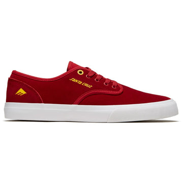 EMERICA X SANTA CRUZ WINO STANDARD RED/WHITE