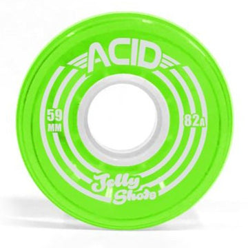 ACID CRUISER WHEEL - JELLY SHOTS (59) - The Drive