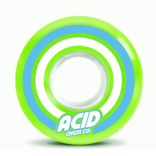 ACID CHEMICIAL CRUISER WHEEL - PODS CONICAL 86A (55MM) - Seo Optimizer Test