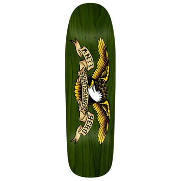 ANTIHERO SHAPED EAGLE OVERSPRAY GREEN GIANT (9.56