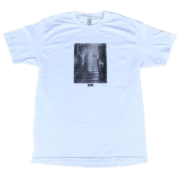 THEORIES S/S T-SHIRT - APPARITION POWEDER BLUE