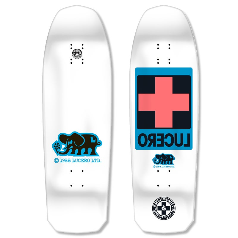BLACK LABEL DECK - LUCERO CROSS (10