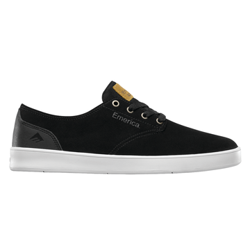 EMERICA ROMERO LACED BLACK/WHITE