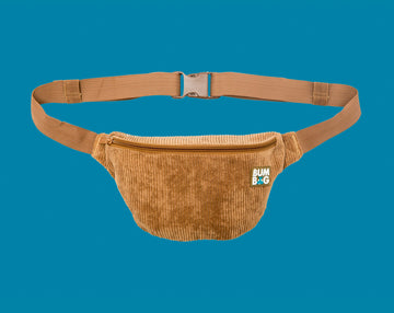 BUMBAG BASIC HIP - GROOVE FARM MOCHA - The Drive