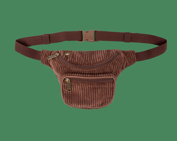 BUMBAG DELUXE HIP - VELMA BROWN - The Drive