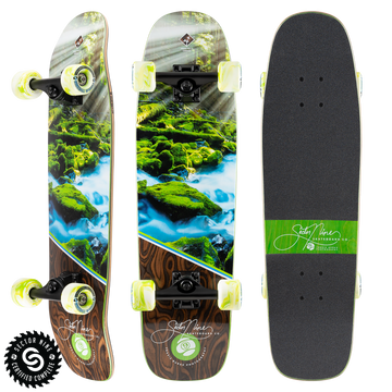 SECTOR 9 COMPLETE - CASCADE 95 - The Drive Skateshop