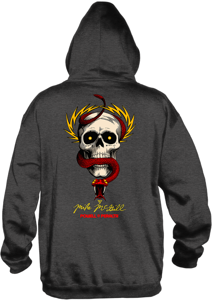 POWELL-PERALTA - MCGILL HOODY CHARCOAL - Seo Optimizer Test