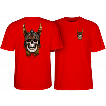 POWELL PERALTA S/S T-SHIRT - ANDERSON SKULL RED - Seo Optimizer Test