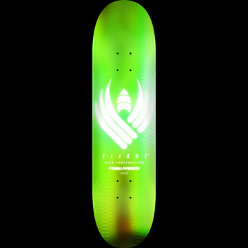 POWELL PERALTA DECK - FLIGHT TECHNOLOGY GLOW DECK (8.75