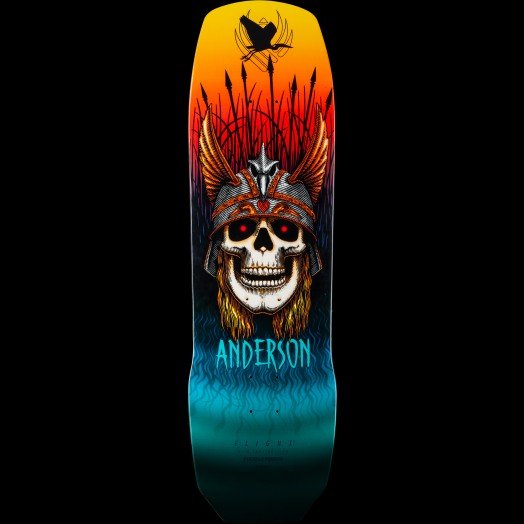 ANDY ANDERSON PRO FLIGHT DECK (8.45