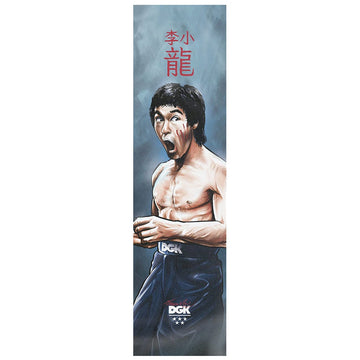 DGK X BRUCE LEE FOCUSED GRIP TAPE SHEET - The Drive Skateshop
