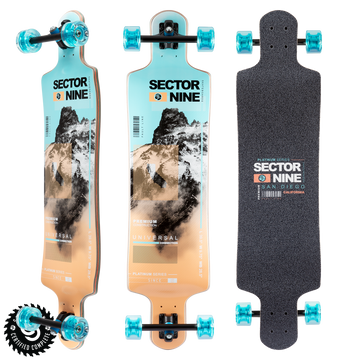 SECTOR 9 COMPLETE - ELEVATION FAULTINE (39.5