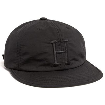 HUF FORMLESS CLASSIC H 6 PANEL BLACK - The Drive Skateshop