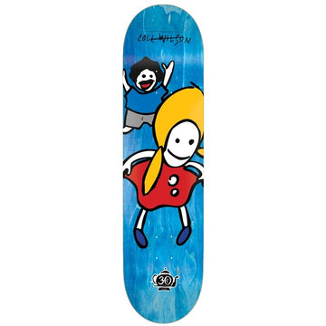 FOUNDATION DECK - WILSON PEEKY PEEKY *30 YEAR REISSUE (8