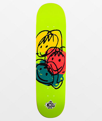 FOUNDATION DECK - FACES *30 YEAR REISSUE (8.25