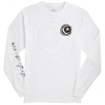 FOUNDATION L/S T-SHIRT - ANKLE BITERS