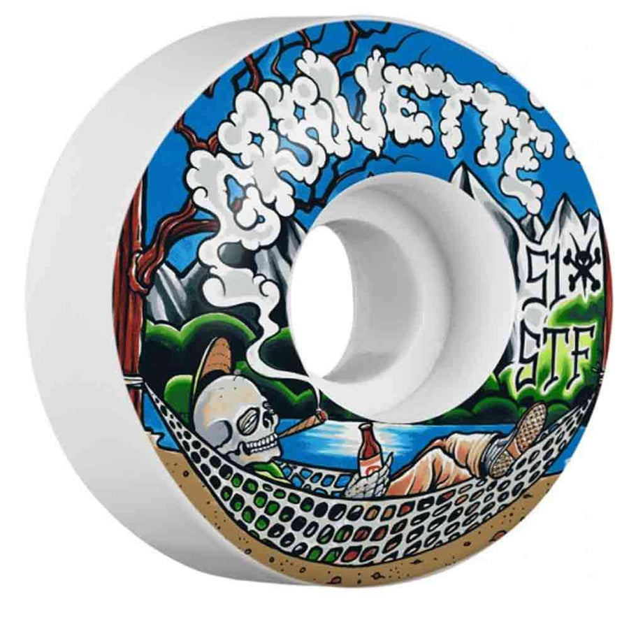 BONES STF WHEEL - GRAVETTE OUTDOORSMAN V2 (53MM) - Seo Optimizer Test