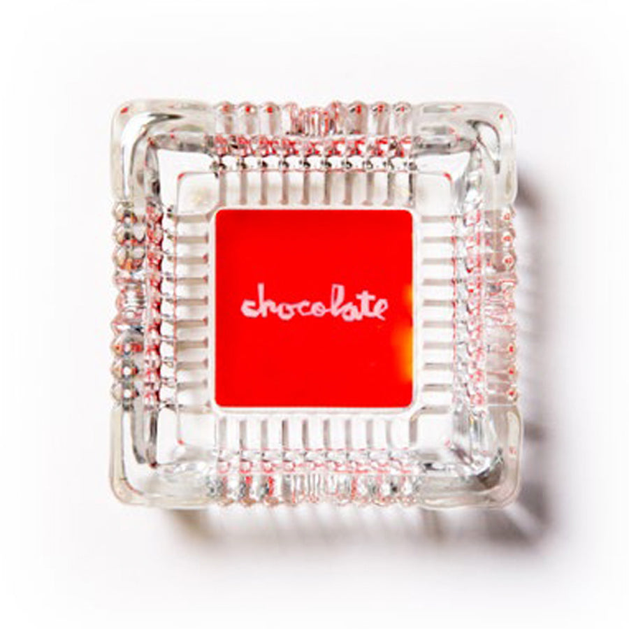 CHOCOLATE SQUARE ASHTRAY - Seo Optimizer Test