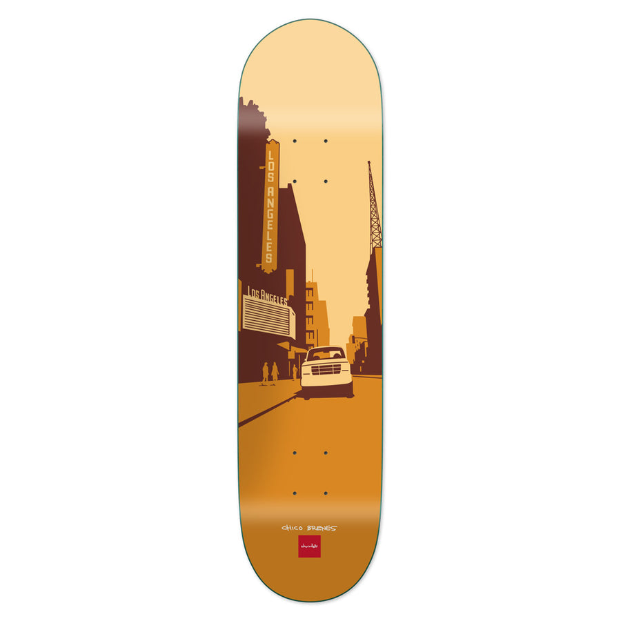 CHOCOLATE BRENES CITY SERIES DECK (8.25