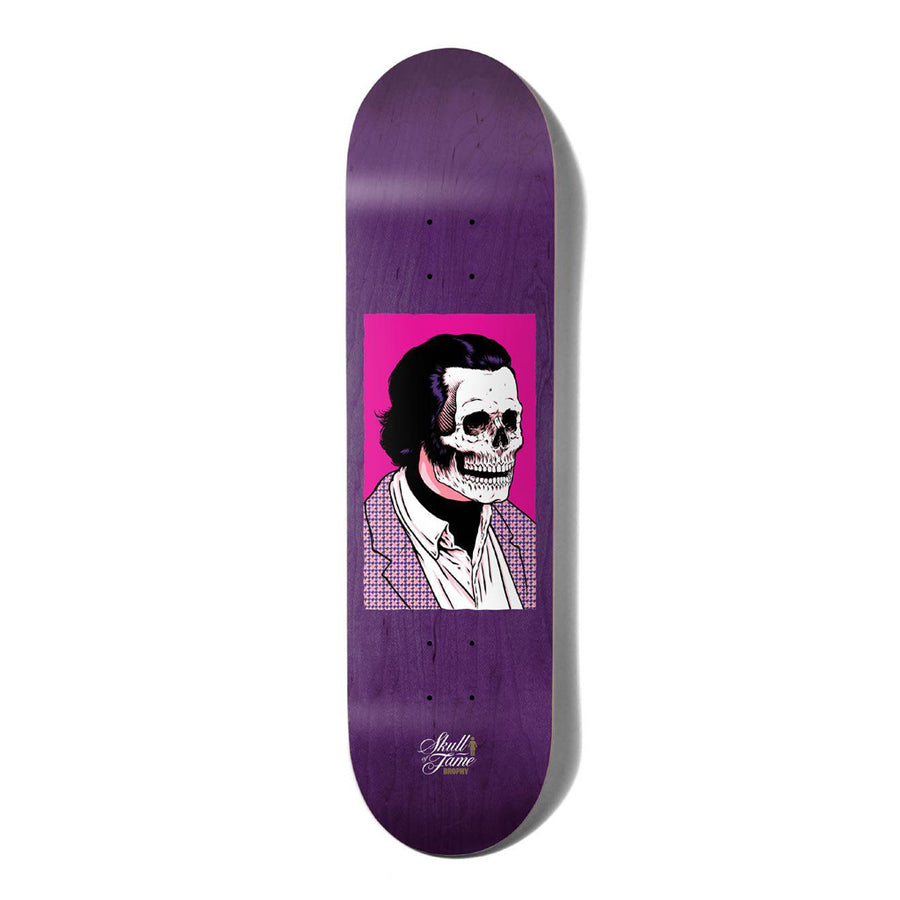 GIRL BANNEROT SKULL OF FAME DECK - (8.25