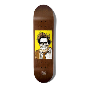GIRL MCCRANK SKULL OF FAME DECK - (8.375