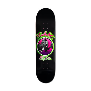 MIAMI HIGH CO X 1999 CULT DECK (8