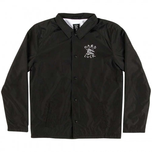 HARD LUCK - OG LOGO COACH JACKET - The Drive