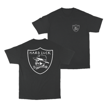 HARD LUCK - HARD SIX T-SHIRT - The Drive Skateshop