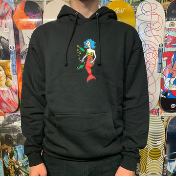 KROOKED MERMAID PULLOVER HOODIE BLACK - Seo Optimizer Test